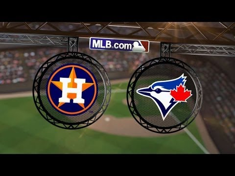 4/10/14: Villar's homer lifts Astros over Blue Jays