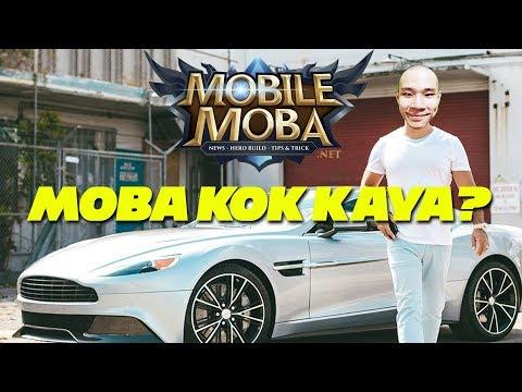 5 Youtubers Mobile Legends Terkaya!