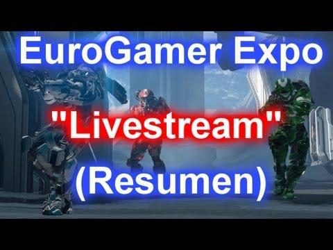 Halo 4 EuroGamer Expo Resumen del Livestream Campaña