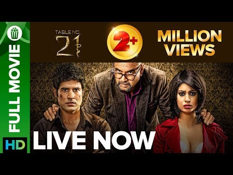 Table No.21 | Full Movie Live On ErosNow | Rajeev Khandelwal, Tena Desae & Paresh Rawal