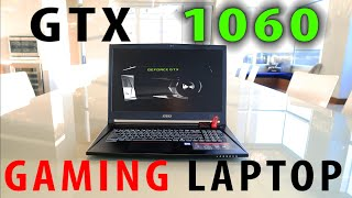 MSI GS73VR (GTX 1060) Laptop Review - 120Hz Gaming