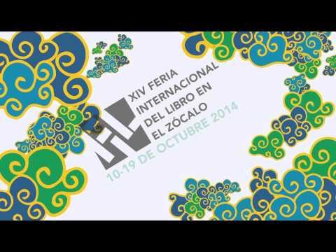 XIV Feria Internacional del Libro en el Zócalo de la Ciudad de México