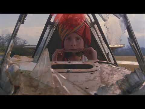 Empire Of The Sun - Toyplane Scene | The Cinematic Scenes 001