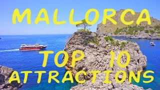 Mallorca Top 10 Attractions HD