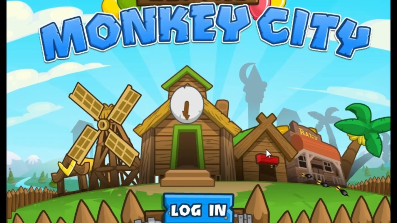 Kongregate bloons monkey - It S My First Tips And Tricks Video For Bloons Monkey City