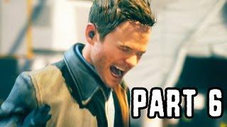 Quantum Break Gameplay Walkthrough Part 6 - Betrayals Everywhere (XB1 1080p HD)