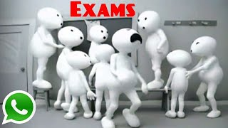 Exam Result Funny Video  Whatsapp status zoo zoo C