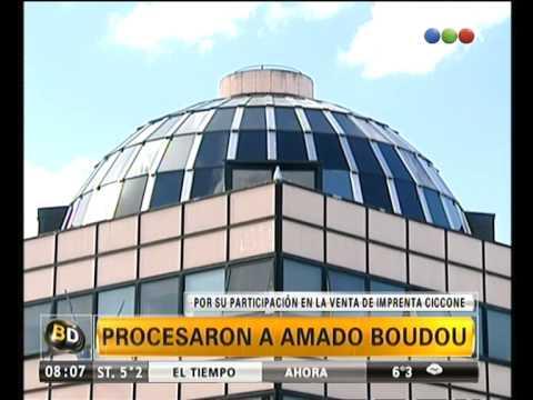Procesaron a Amado Boudou - Telefe Noticias