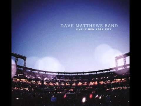 "Dave Matthews Band Live in New York City ""One Sweet World"""