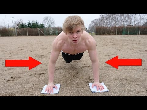 6 Easy Strategies That Will Double Your Push Ups!