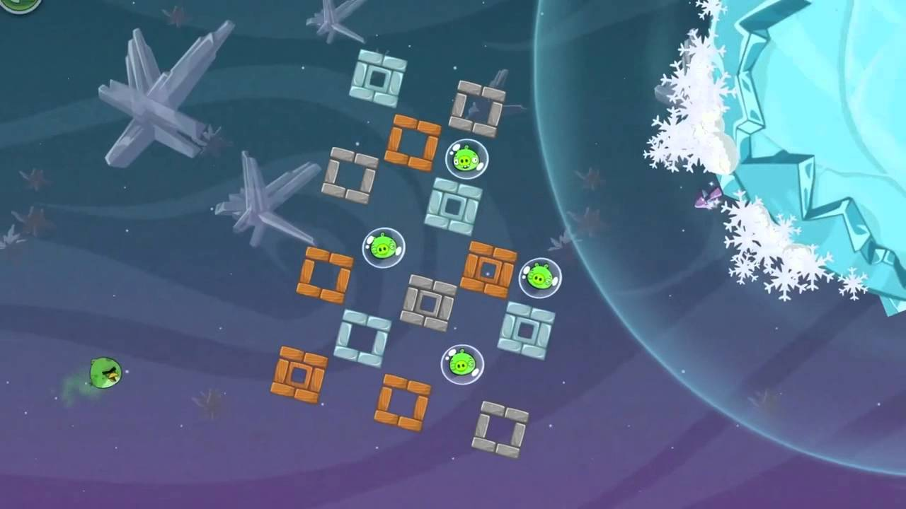 Angry Birds Space Terence Trailer Angry Birds Space Terence