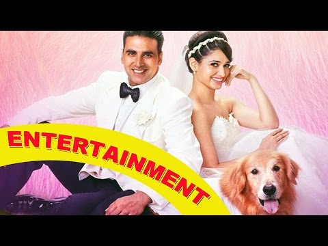 Entertainment Full Movie Review | Akshay Kumar, Tamannaah Bhatia
