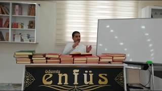 Ramazan Enfusi Nokta-i nazarlar 29.mektub