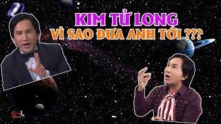 Cả khán đài sụp đổ CHÀO THUA với màn bắn tiếng Anh của Kim Tử Long
