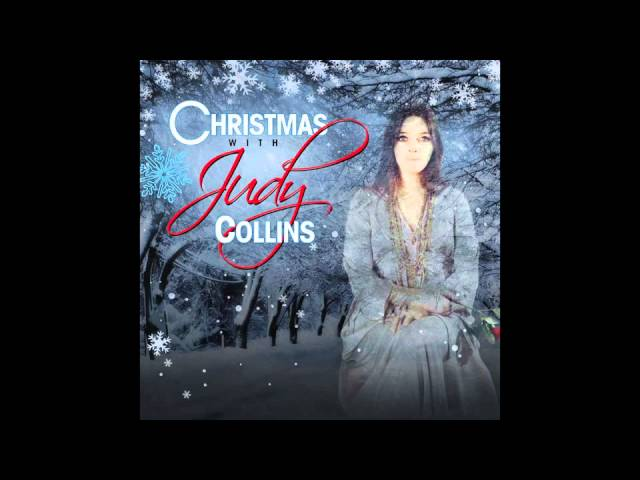 Judy Collins -- In The Bleak Mid Winter (Christmas With Judy Collins)