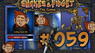 Shakes and Fidget #059 - 0 Prozent! • Let's Play SFGame