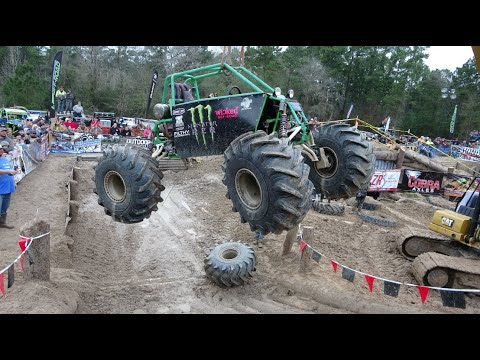 WTF Off-Road Obstacle Course 46 and Up Tire Class - General Sams Off-Road Park January 2020
