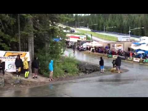 Whistler Longboard Festival Junior Finals