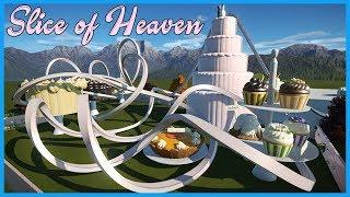 Slice of Heaven Cakeshop! Coaster Spotlight 498 | Contest Entry #PlanetCoaster