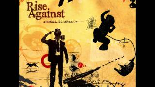 Watch Rise Against Hairline Fracture video