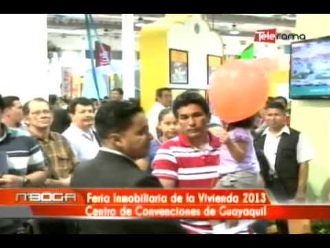Feria inmobiliaria de la Vivienda 2013 Centro de Convenciones de Guayaquil