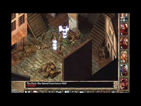 Baldur's Gate II Shadows of Amn (Print Screen)