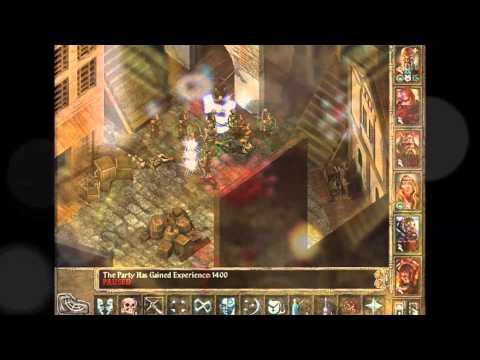 Baldur's Gate II Shadows of Amn (Print Screen)