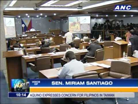 Drilon or Cayetano for next Senate president?