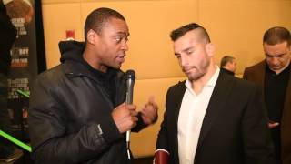 David Lemieux on VICIOUS KNOCKOUT vs Curtis Stevens GGG vs Danny Jacobs BREAKDOWN of the fight