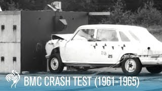 BMC Crash Test (1961-1965) | British Pathé
