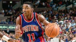 HD Highlights of Isiah Thomas