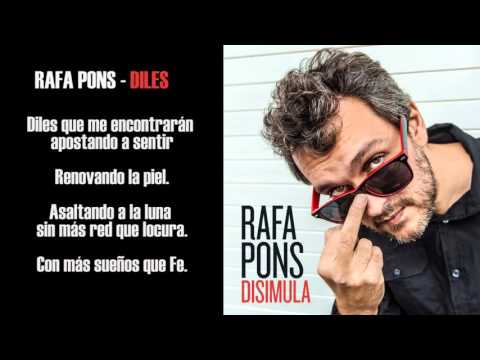 Rafa Pons - Amigo