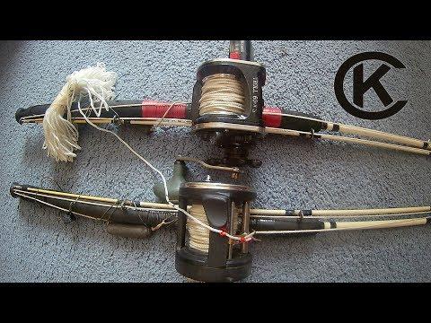 шнур для ловли сома своими руками