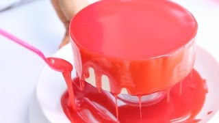 How to make Jewel Mirror Cake