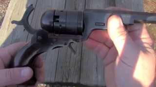 Shooting the Colt Paterson Revolver.mov