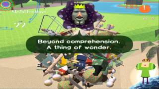 Katamari Damacy Full HD gameplay on PCSX2