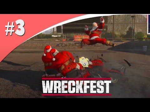 KEIHARD CRASHEN! - Next Car Game Wreckfest (KAK GAMES #3)
