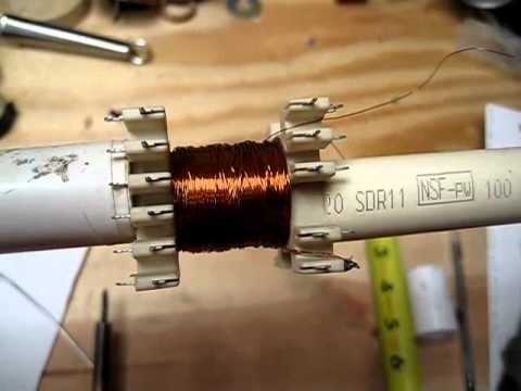 How to build the Joule Ringer transformer.