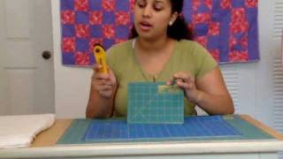 Sewing Lessons: Cutting Basics