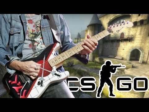 Playing Guitar on CS:GO - Such Toxicity