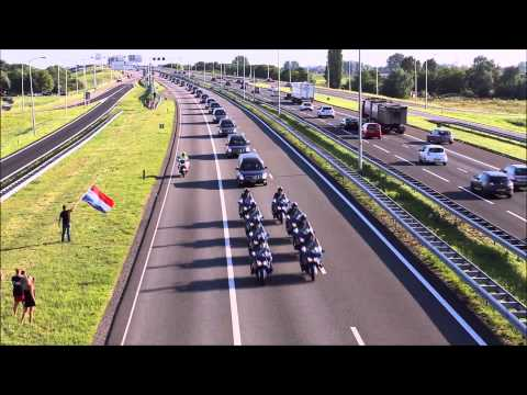 MH17 victims bodies transported too Hilversum