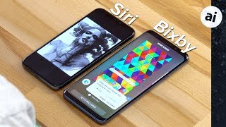 Siri vs Bixby Comparison - Which smart assistant is more useful?