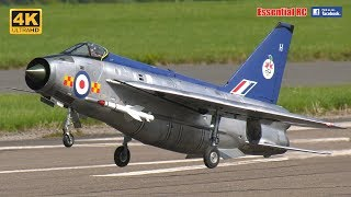 English Electric Lightning COLD WAR Supersonic RC Fighter Jet  (BMFA Nats 2017) [*UltraHD / 4K*]