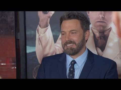 Ben Affleck Talks 'Live By Night' And the 'American Quality' of Gangster Films