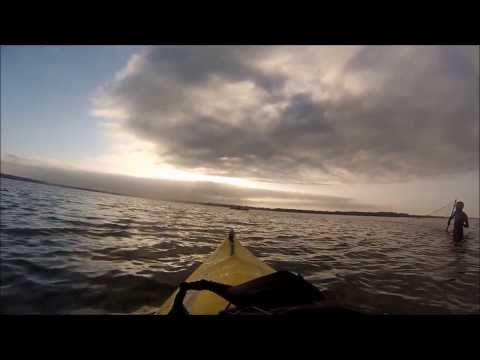 SEA KAYAKING IN COLOMBIA 2013