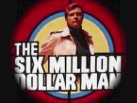 Theme From The Six Million Dollar Man (jtq) video