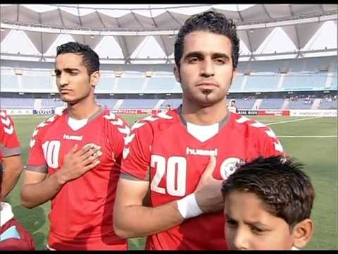 India vs Afghanistan (Highlights) SAFF Championships 2011