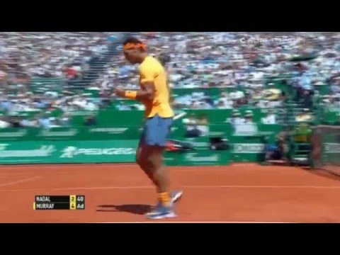 Rafael Nadal vs Gael Monfils - Highlights - MONTE CARLO 2016 Final