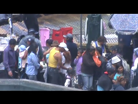 Modus Operandi de la banda delincuencial de San Roque, al centro de Quito