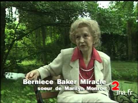 Berniece Baker Miracle talks about her sister Marilyn Monroe